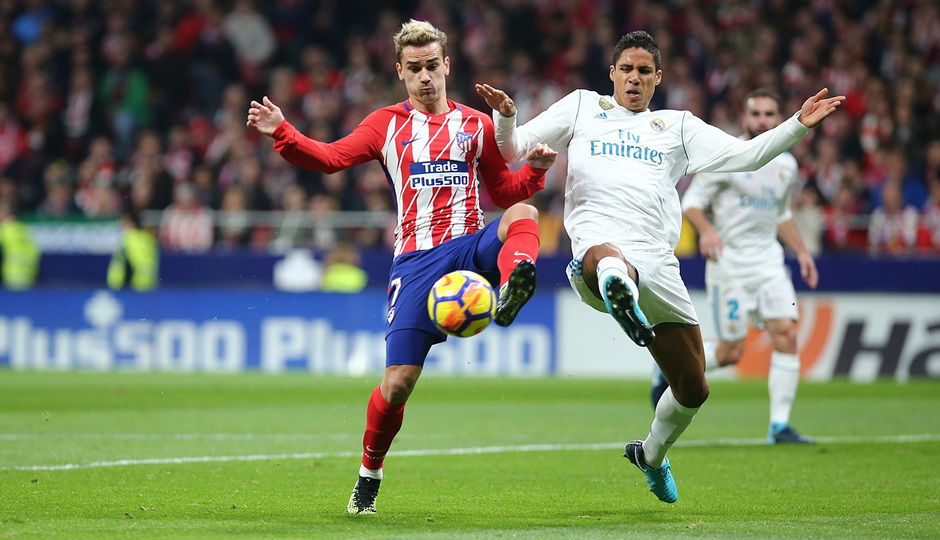 Temp. 17-18 | Atlético de Madrid - Real Madrid | Griezmann