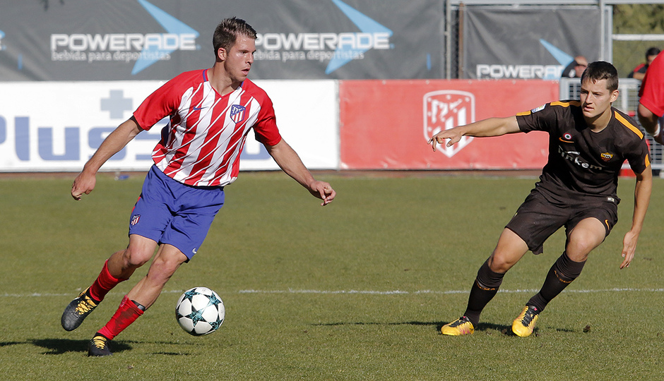 UEFA Youth League - Atlético - AS Roma | JC