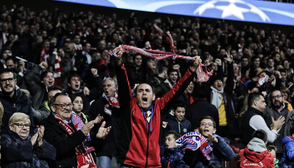 Temporada 17/18. Partido Atlético Roma. La otra mirada