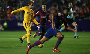 Temp. 17-18 | Levante - Atlético de Madrid | Griezmann