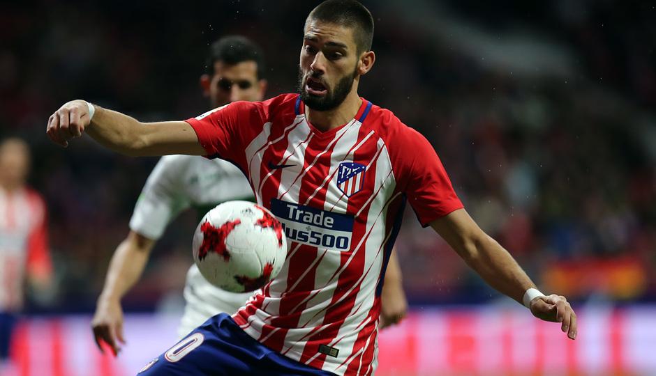 Temp. 17-18 | Atlético de Madrid - Elche | Carrasco