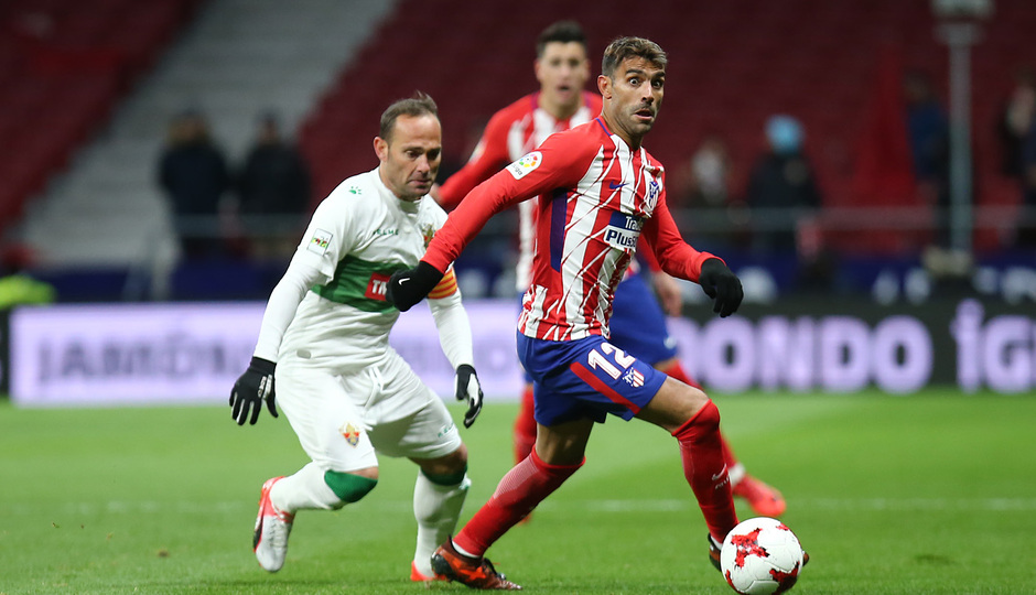 Temp. 17-18 | Atlético de Madrid - Elche | Augusto