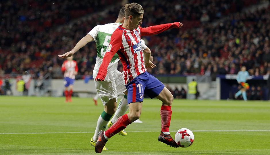Temp. 17-18 | Atlético de Madrid - Elche | Vietto