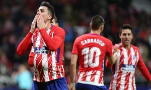 Temp. 17-18 | Atlético de Madrid - Elche | Giménez