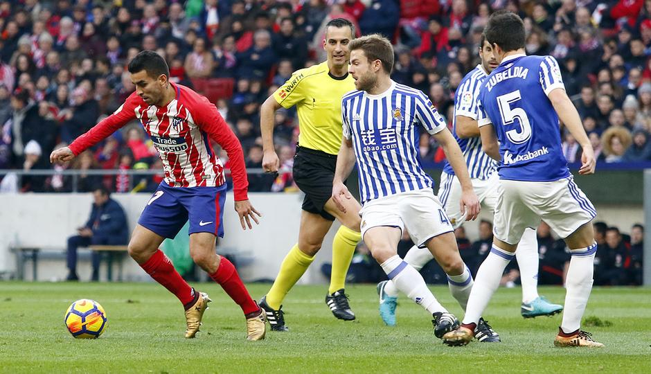 Temporada 17/18 | Atlético - Real Sociedad | Correa
