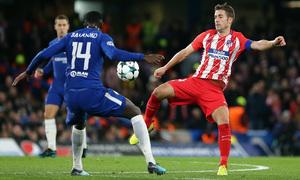Temp. 17/18 | Chelsea - Atlético de Madrid | Gabi