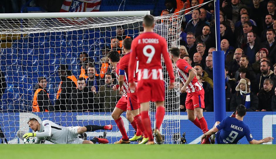 Temp. 17/18 | Chelsea - Atlético de Madrid | Oblak