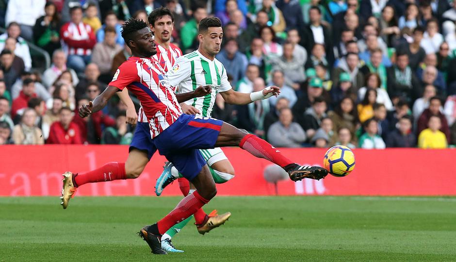 Temp. 17-18 | Betis - Atlético de Madrid | Thomas