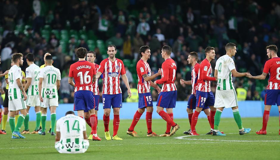Temp. 17-18 | Betis - Atlético de Madrid