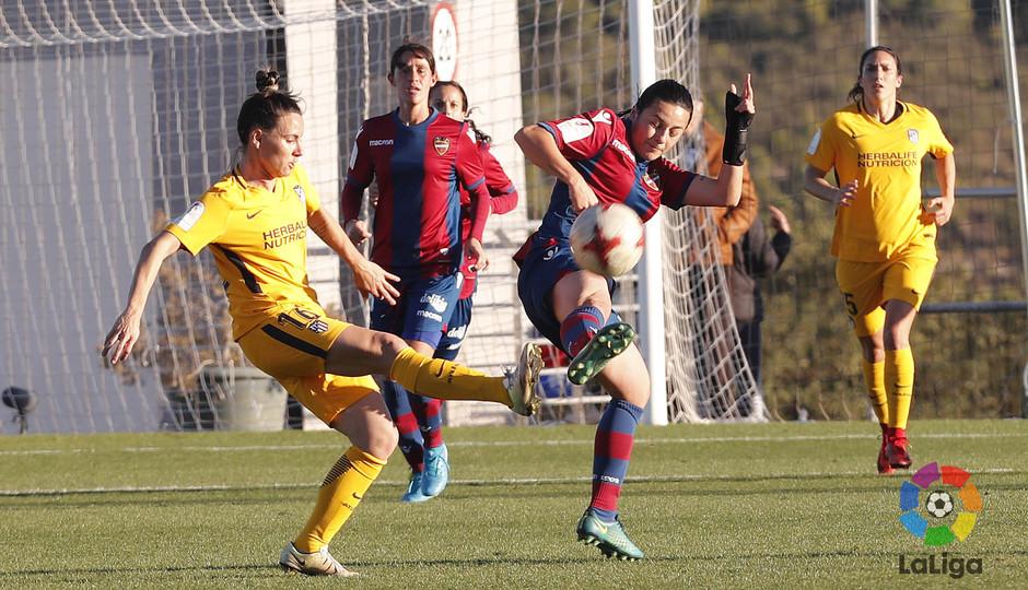 Temp. 17-18 | Levante - Atlético de Madrid Femenino | Jucinara