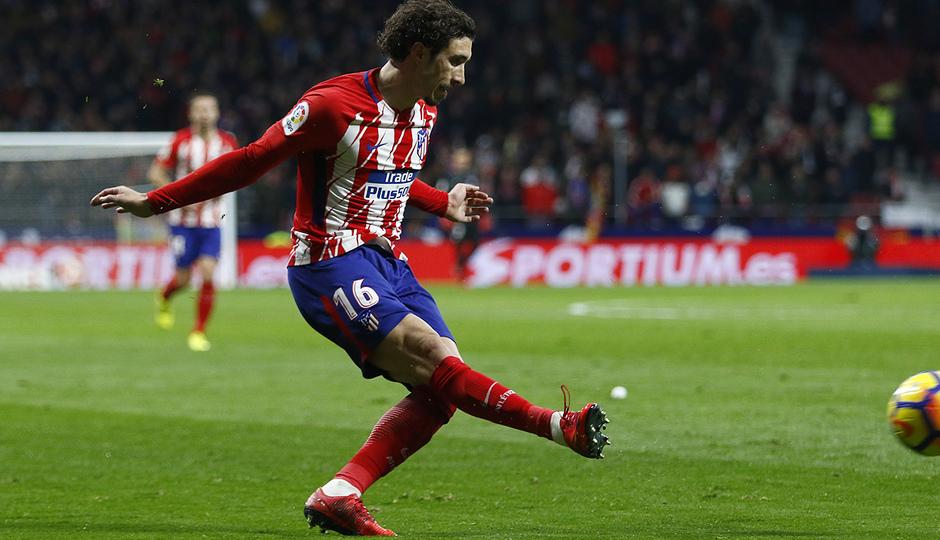 Temp. 17-18 | Atlético de Madrid-Alavés | Vrsaljko