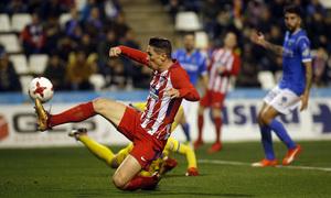 Temp. 17-18 | Copa del Rey | Lleida - Atlético de Madrid | Torres