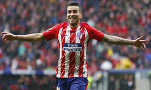 Temp. 17-18 | LaLiga| Atlético de Madrid-Getafe | Correa