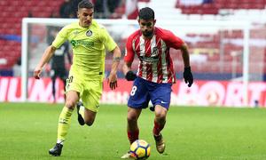 Temp. 17-18 | LaLiga| Atlético de Madrid-Getafe | Diego Costa