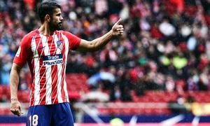 temporada 17/18. Partido Wanda Metropolitano. Atlético Getafe . La otra mirada. Ángel
