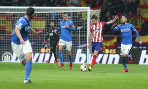 Temp. 17-18 | Atlético de Madrid - Lleida | Gabi