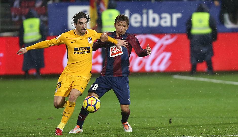 Temp. 17-18 | Eibar - Atlético de Madrid | Vrsaljko