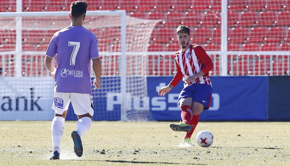 Temporada 17/18 | Atlético B - Valladolid B | Montoro