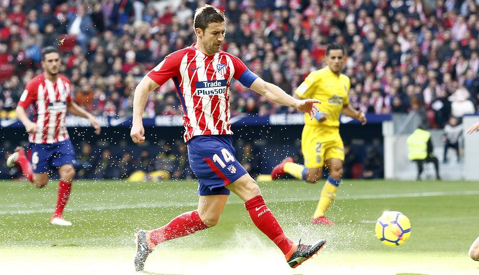 Temp. 17-18 | Atlético de Madrid - UD Las Palmas | Gabi