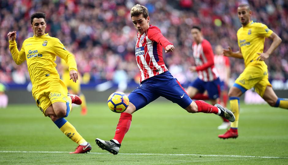Temp. 17-18 | Atlético de Madrid - UD Las Palmas | Griezmann