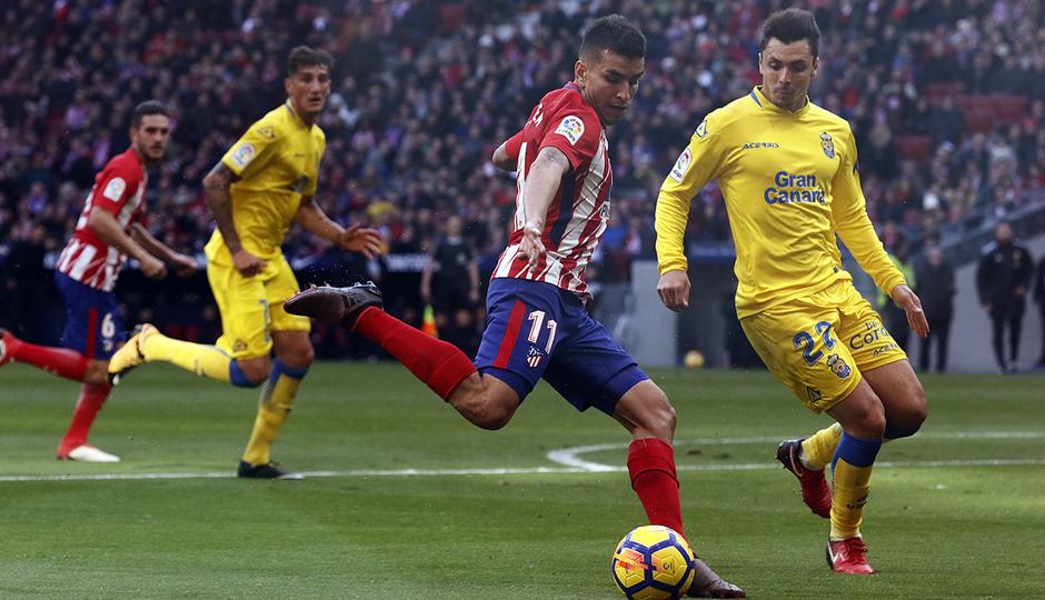 Temp. 17-18 | Atlético de Madrid - UD Las Palmas | Correa