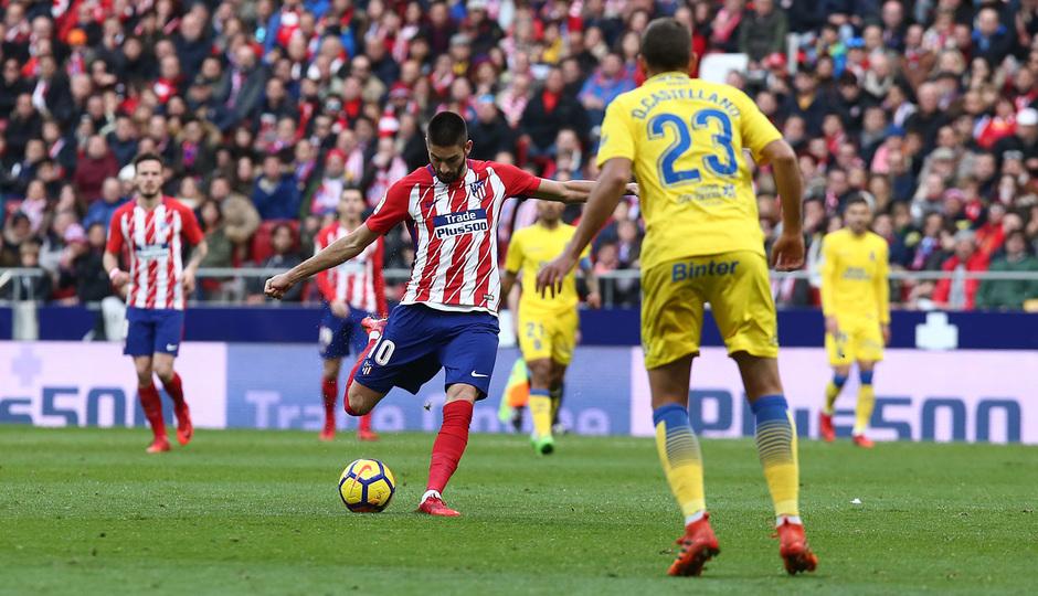 Temp. 17-18 | Atlético de Madrid - UD Las Palmas | Carrasco