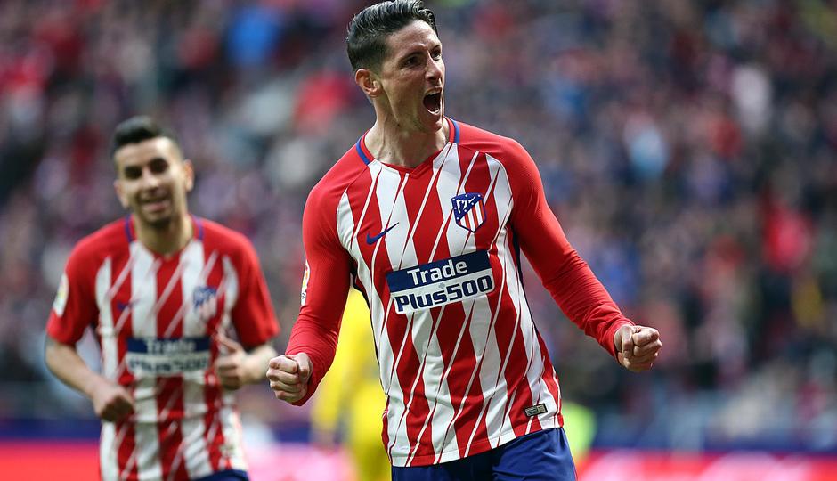Temp. 17-18 | Atlético de Madrid - UD Las Palmas | Torres