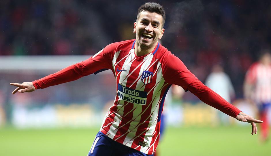 Temp. 17-18 | Atlético de Madrid - Valencia | Correa
