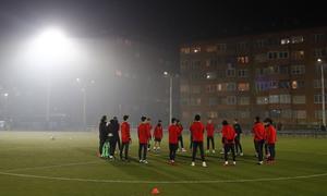 Temp. 17-18 | Youth League | Entrenamiento en Bosnia |