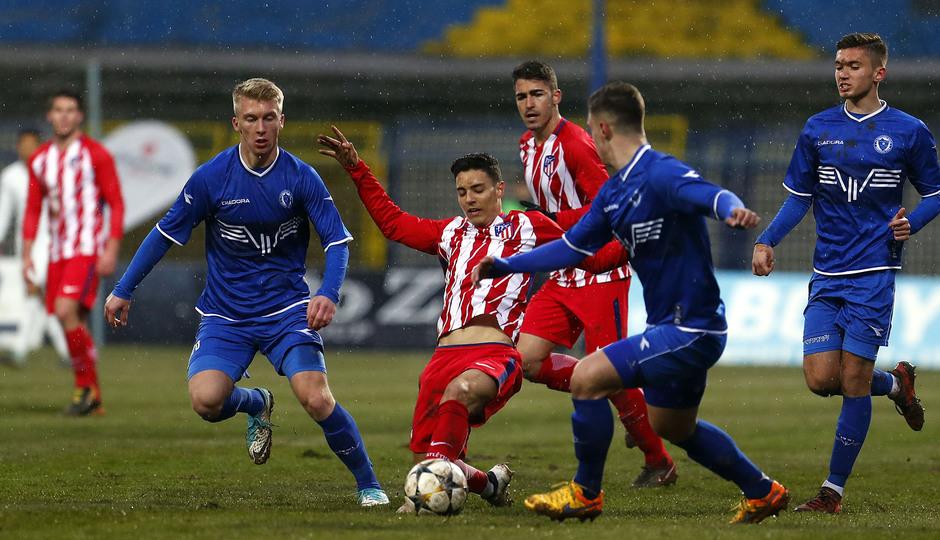 Temp. 17-18 | Youth League | FK Željezničar - Juvenil A | Giovanni