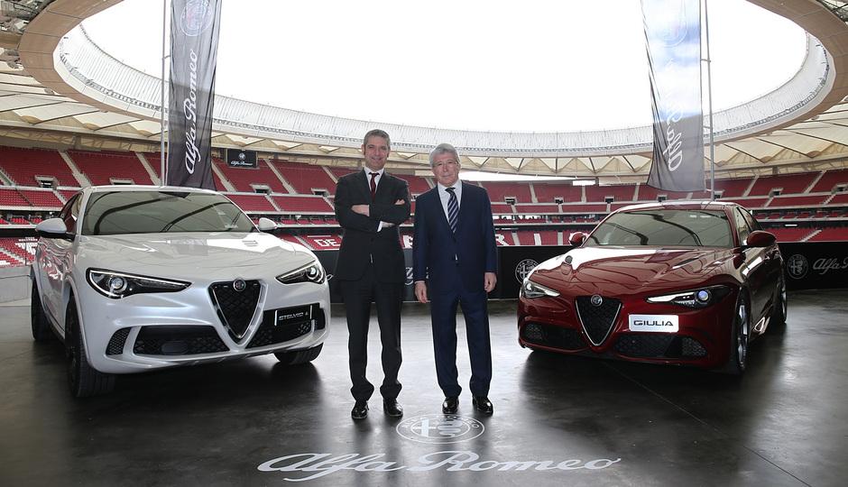 Evento Alfa Romeo 13 de febrero 2018 / Enrique Cerezo