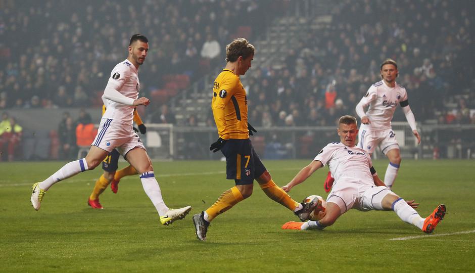 Europa League | Copenhague - Atleti - Griezmann