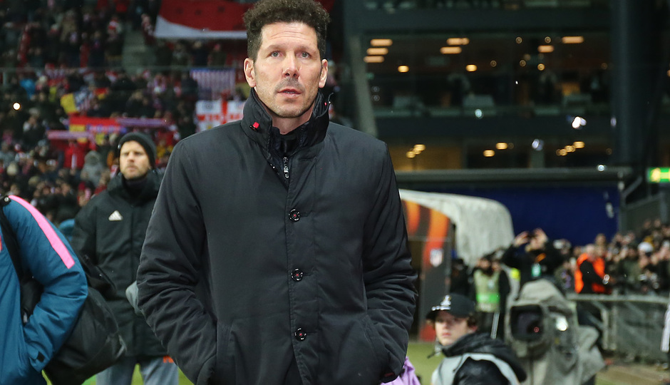 Europa League | Copenhague - Atleti - Simeone
