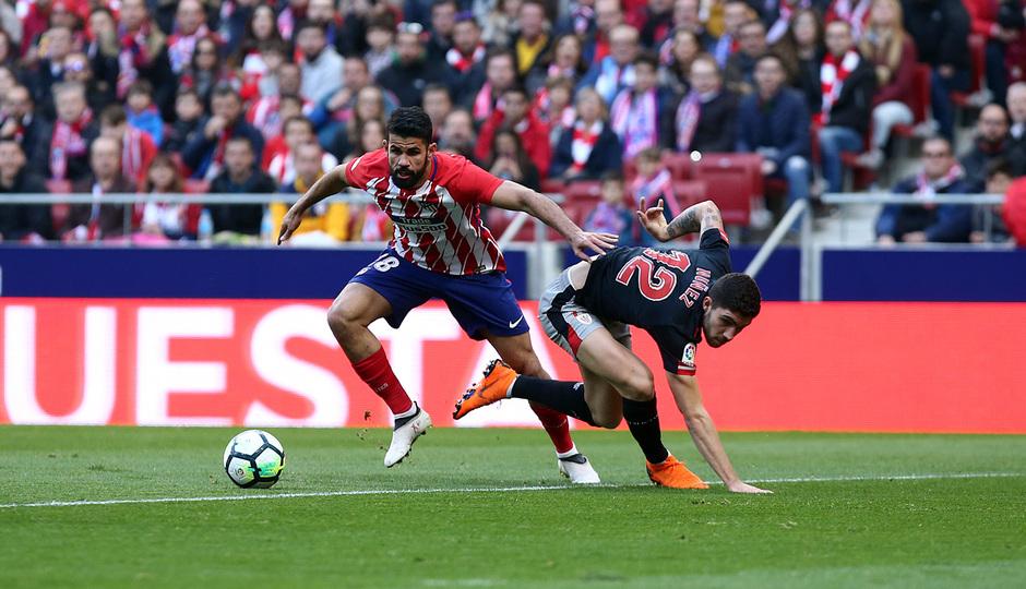 Jornada 24 | Atleti - Sevilla | Diego Costa