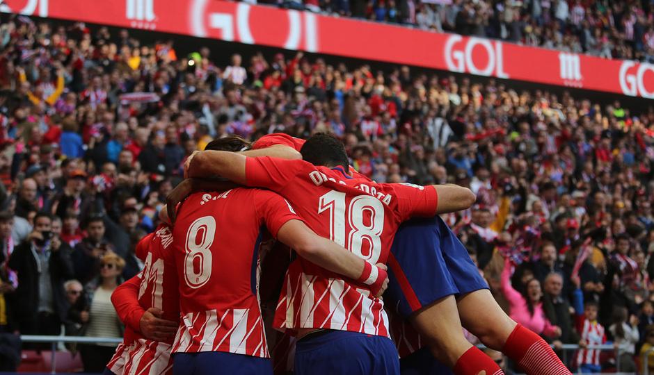 Jornada 24 | Atleti - Athletic | celebración