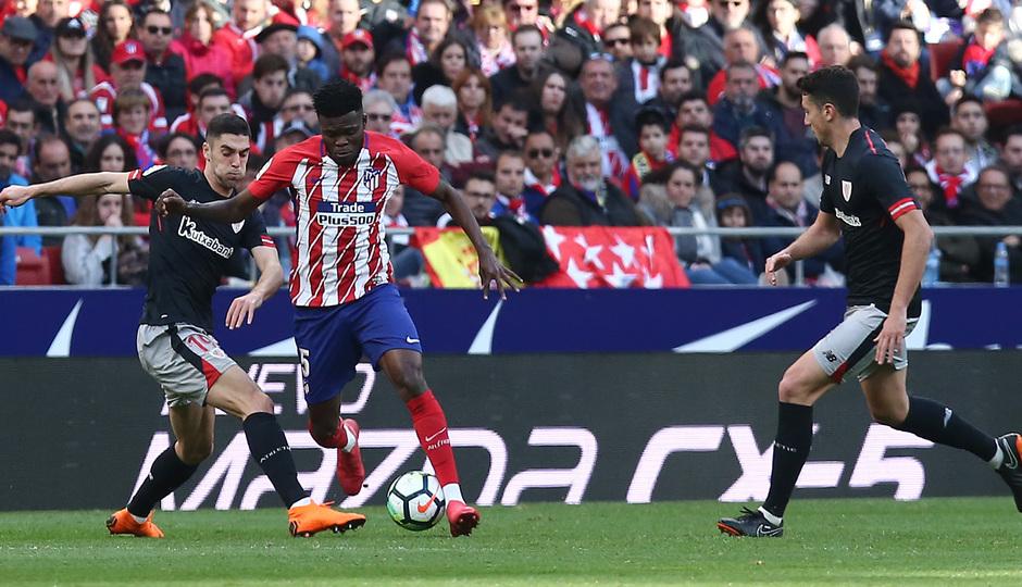 Jornada 24 | Atleti - Athletic | Thomas