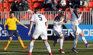 UEFA Youth League | Atleti - Basilea |
