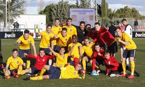 UEFA Youth League | Atleti - Basilea | Final