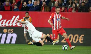 Jornada 25 | 25-02-18 | Sevilla - Atleti | Koke