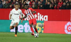 Jornada 25 | 25-02-18 | Sevilla - Atleti | Thomas