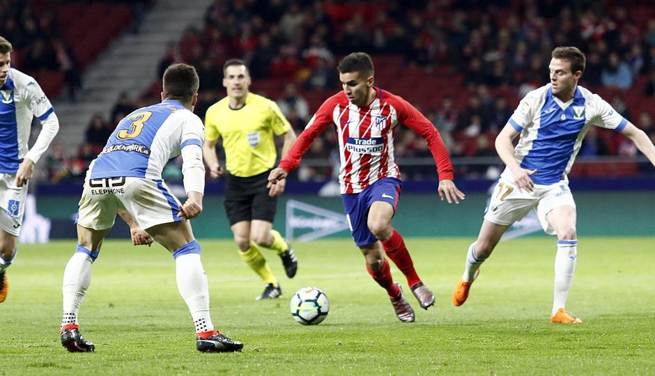 Jornada 26 | Atleti - Leganés | Correa
