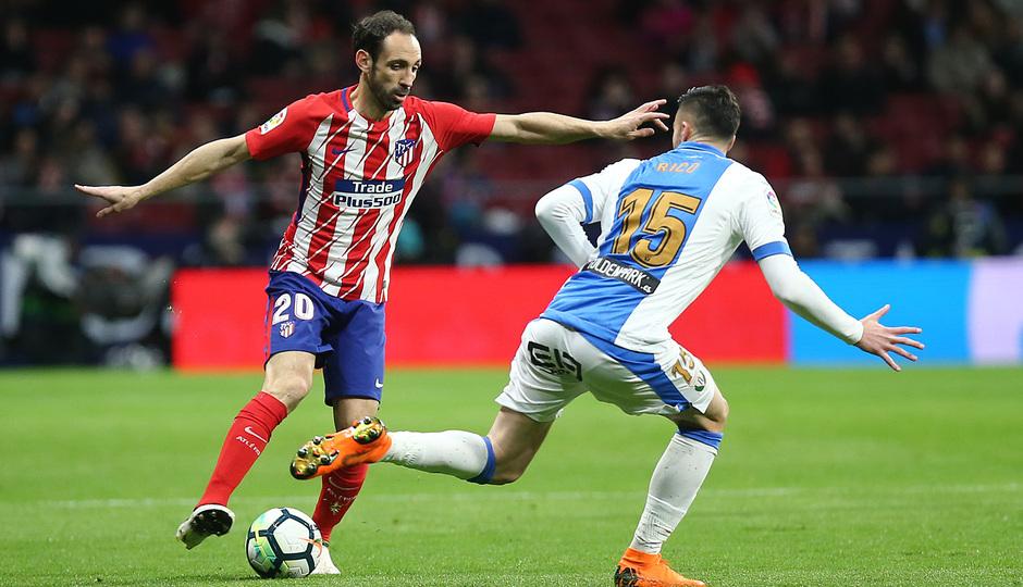 Jornada 26 | Atleti - Leganés | Juanfran