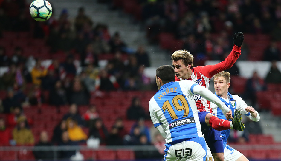 Jornada 26 | Atleti - Leganés | Griezmann