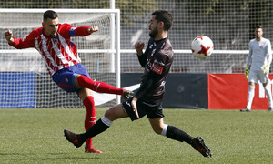 Temp. 17-18 | Atlético de Madrid B - Sanse | Rafa