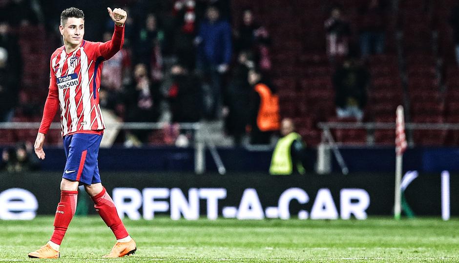 Temp. 17/18 | 08/03/18 | Atlético de Madrid - Lokomotiv | La otra mirada | (Ángel)