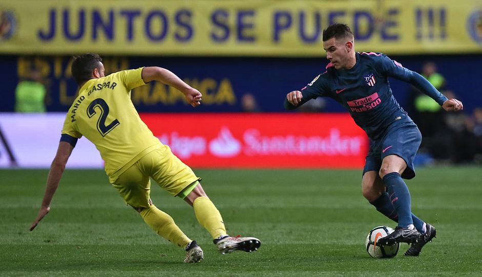Temp. 17/18 | Jornada 29 | Villarreal - Atleti | Lucas