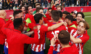 Temp. 17-18 | Triunfo liguero del Atlético Madrileño | 08-04-2018 |