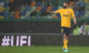 Temp. 17-18 | Vuelta de cuartos de la Europa League | 12-04-2018 | Sporting CP - Atleti | Costa