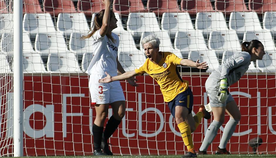 Temp 17/18 | Sevilla FC - Atlético de Madrid Femenino | Jornada 26 | 14-04-18 | Sonia Bermúdez