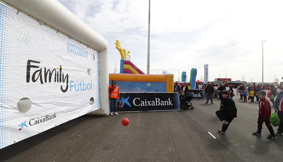 Temp. 17-18 | Atlético de Madrid - Levante | Día del Niño | CaixaBank